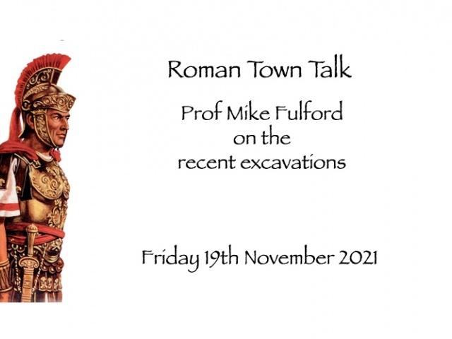 Roman Site Talk - postponed