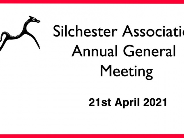 AGM - postponed - see annual reports & finances