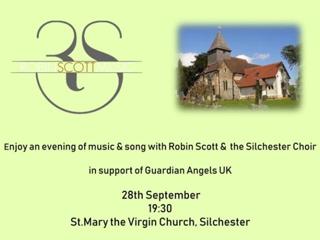 Robin Scott & the Silchester Choir - 28th September