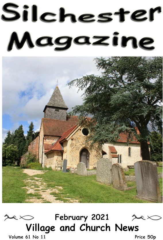 Silchester Magazine 2021 February front cover