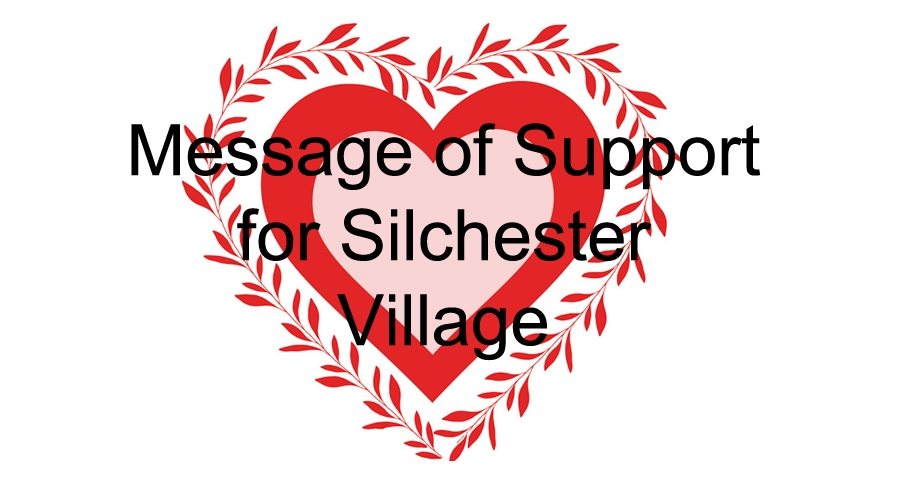 Support Available in Silchester Village